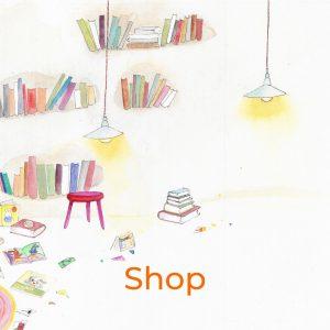 Koop mijn illustraties en kaarten